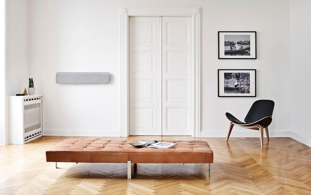 vifa stockholm speaker nordic design minimal design padstyle
